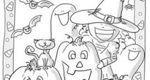 Small Picture Bear Halloween Coloring Pages Festival Collections