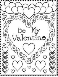 Small Picture printable valentines day coloring pages