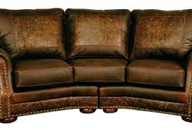 rustic leather furniture couch sofa home fabulous western cabin with remodel calgary set rusti