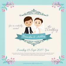 wedding vectors, 9,800 free files in ai, eps format Wedding Invitations Design Vector nice couple wedding invitation wedding invitations design vector free download