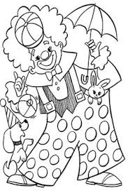 circus clowns color page coloring pages for kids miscellaneous coloring pages printable coloring pages color pages kids coloring pages