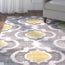 melrose polypropylene gray yellow area rug housewife ish rugs grey area rug grey area rug target