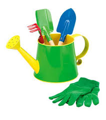 childrens garden tools set 5 pieces