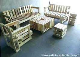 wooden pallet furniture. Furniture From Wood Pallets Couch Wooden Pallet .