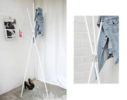 Coat Rack Part 100 Creative Wall Hooks And Cool Coat Racks Part 100 Throughout Ideas 78