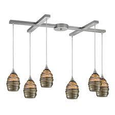 attractive hanging lighting ideas blown glass pendant lights lighting style ideas