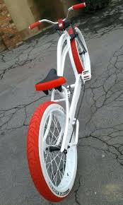 stretch beach cruiser bikes canada awful stretched front right