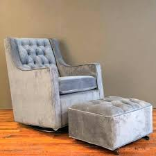 glider rocker swivel chairs. swivel rocking chair with ottoman full image for reclining glider rocker nursery . chairs