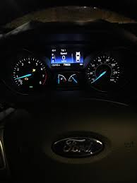 Transmission Light On Update So My Car Is A 2016 Ford Focus Automatic