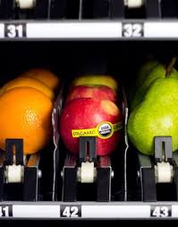 Fresh Fruit Vending Machines Inspiration School Vending Machines Healthy Snacks Looking For Fresh Fruit From