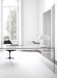 minimalist office design. 37 Stylish, Super Minimalist Home Office Designs Design