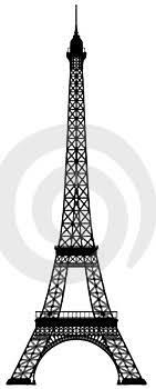Obrázek23595066 Eiffelova Věž Obrys Silueta Autor Stanslavov