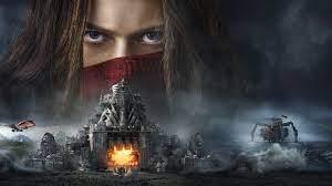 Wallpaper 4k Mortal Engines Movie 4k ...