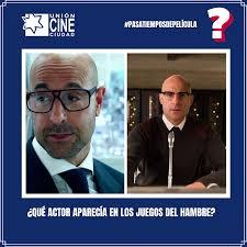 Cineciudad - #PasatiemposDePelícula 🎬 Stanley Tucci y Mark Strong son dos  actores que se parecen mucho, pero uno de ellos sólo participó en la  trilogía de los #JuegodelHambre. ¿Sabrías decirnos cuál es?