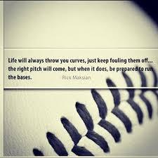 Baseball Quotes About Life Gorgeous Baseball Quotes About Life Quotes About Life
