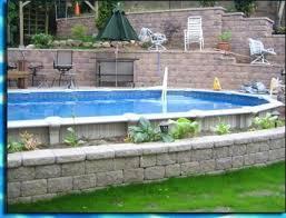 semi inground pool cost. Ideal Semi Inground Pools Pool Cost K
