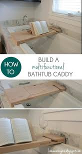diy bathtub tray how to build a bathtub home coming for diy bathtub tray with book