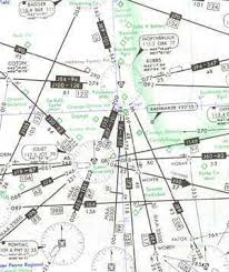 Jeppesen High Altitude Enroute Charts High H 11 12 Ifr High Altitude Enroute Chart