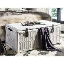 large wicker storage trunk. Perfect Trunk Quickview With Large Wicker Storage Trunk