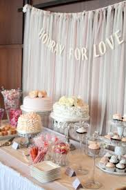 Engagement Cake Table Decorations 6 Steps To Create A Stunning Diy Wedding Dessert Table Wedding