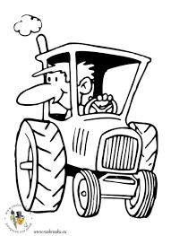 Dessin A Imprimer De Tracteur Avec Remorque Selection Dessins