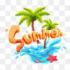 summer splash clipart. Simple Clipart Vector Summer Palm Coco Summer Splash Starfish Creative PNG And Vector To Splash Clipart M
