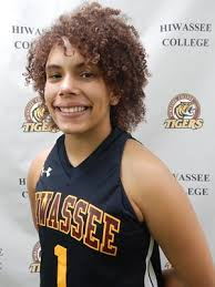 Ashley Roby - Women's Basketball - Hiwassee College Athletics