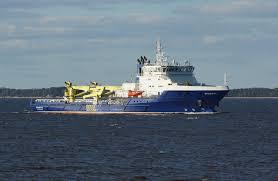 Судно Эльбрус вышло на контрольные испытания в Балтику ru Судно Эльбрус вышло на контрольные испытания в Балтику
