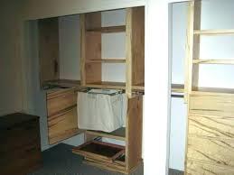closet with built in dresser closet built in ideas built in dresser in closet medium size
