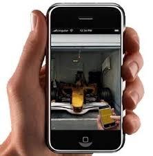 iphone garage door openerMyDoorOpener iPhone Garage Door Opener  Apartment Therapy