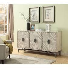 Credenza furniture Bar Rc Willey Modern Cream 3door Credenza Dayton Rc Willey Furniture Store