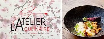 Latelier Culinaire Cours De Cuisine Et Pâtisserie Guillaume