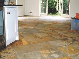 Flagstone Flooring Kitchen Floor Restoration Stone Cleaning And Polishing Tips For Slate Floors