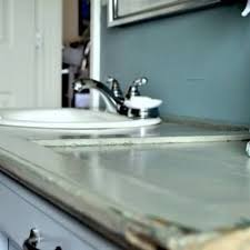 how to turn an old door to a countertop countertops