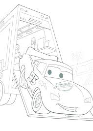 Lightening Mcqueen Coloring Pages Lightning Coloring Pages Cars 2