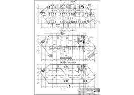 Дипломный проект ПГС торговый центр 3 План цокольного этажа планы торговых залов