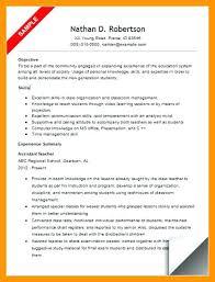 Resume Sample For Teacher Assistant Cool Teacher Assistant Resume