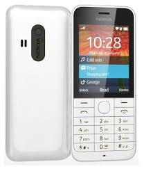 Nokia 220 White 2G Dual SIM Phone ...