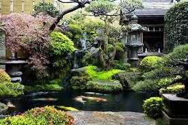 backyard gardens. Lavish Backyard Japanese Garden Gardens