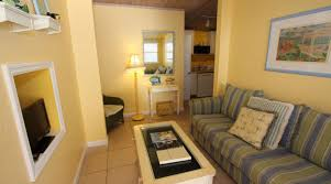 Captiva Island Cottages   1 Bedroom Sunflower Cottage   Cottage Living Room