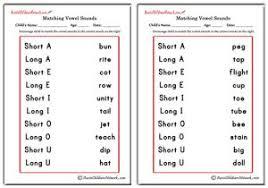Phonics short vowel sound worksheets. Phonics Worksheets Aussie Childcare Network