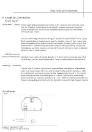 gdrd5x6xa pulse radar level instrument user manual fcc version8 27 page 15 of gdrd5x6xa pulse radar level instrument user manual fcc version8 27 beijing goda instruments