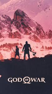 Kratos & Atreus God of War Fan Artwork ...
