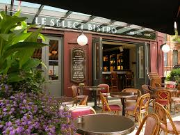 outside of a french restaurant.  Outside Select Bistro Outside Cafe And Outside Of A French Restaurant S