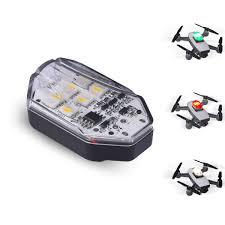 Mavic Pro Platinum Lights Amazon Com Ulanzi Dr 01 Anti Collision Lighting Rgb Led