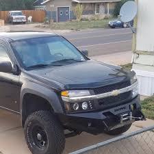 WIY Custom Bumpers - Chevy Colorado Trucks - MOVE