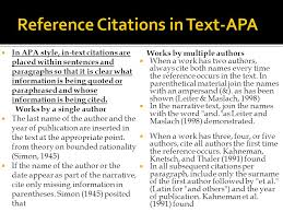 Apa Format Quotes Simple Apa Citation In Text Format Antaexpocoachingco