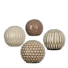 Black And Gold Decorative Balls