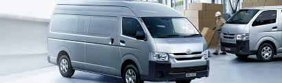 New Toyota HiAce for sale - Cooma Toyota