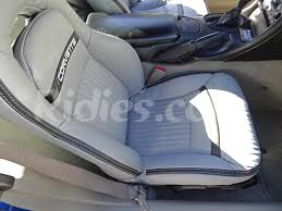 1997 2004 c5 corvette genuine leather seat covers with stripe ris com